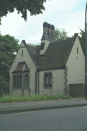 Merrions Wood Lodge 2007