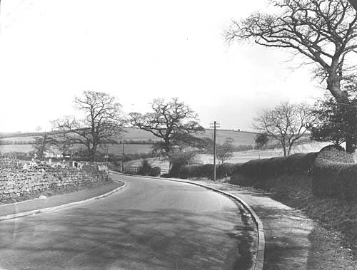 Queslett Road around 1928 (39K)