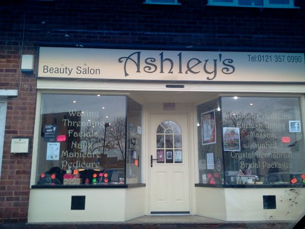 Ashleys Bowstoke Road