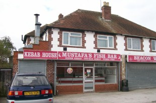 Mustafas Fish Bar