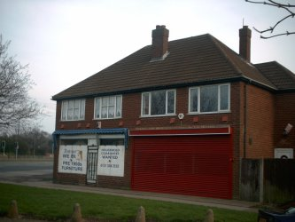 236 Birmingham Rd, antiques and empty store 2005