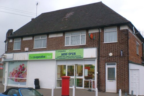 Bowstoke Road Co-op in 2007