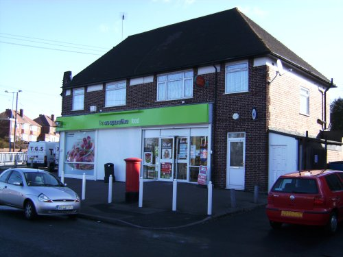 Coop Store in Bowstoke Road with new signage 2008