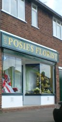 Posies Florest Bowstoke Road