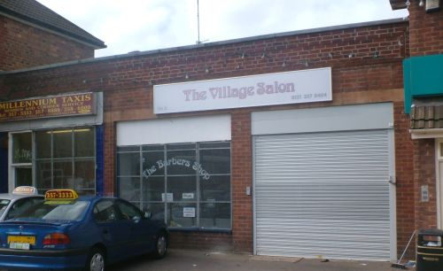 Millenium Taxis and Village Salon (2007)