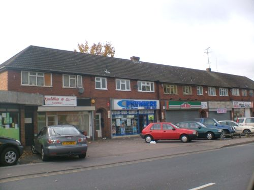 Old Walsall Road, Hamstead 2007