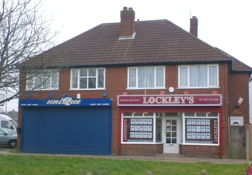 Unique Salon and Lockleys, corner of Peak House Rd 2007