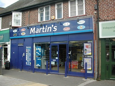 Martins Newsagents