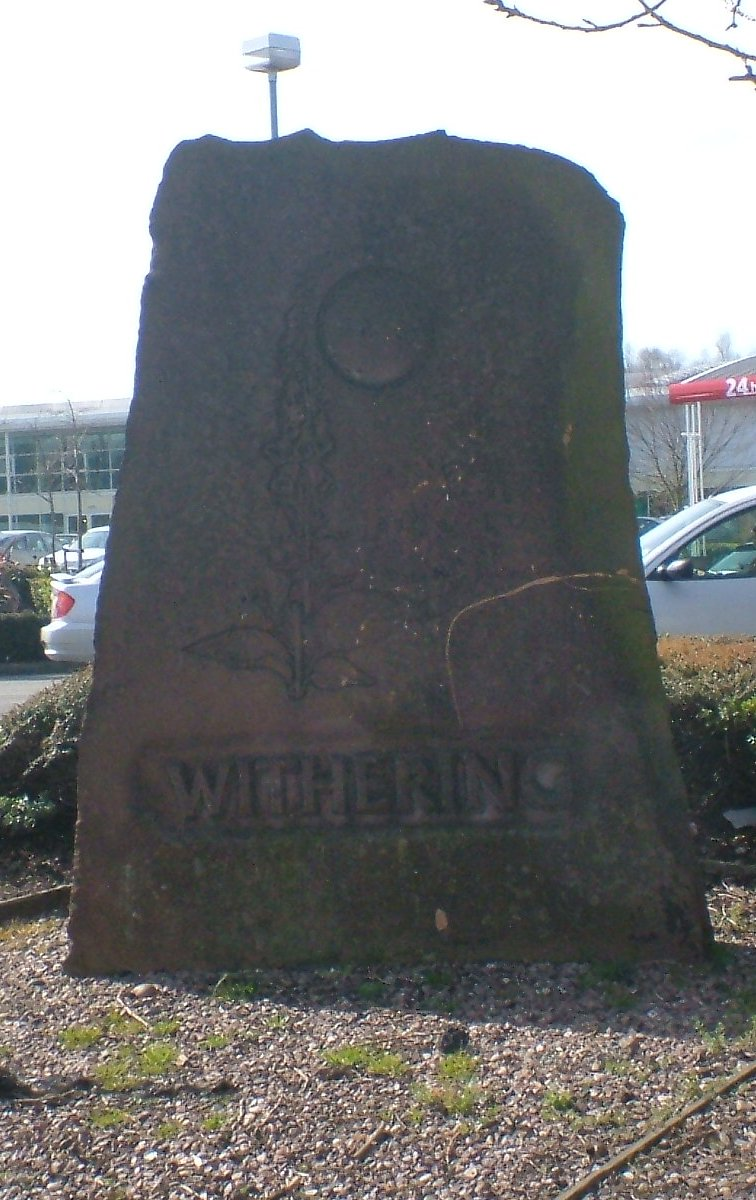 William Withering stone